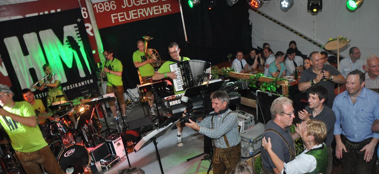 Feuerwehrfest Waldzell 2016