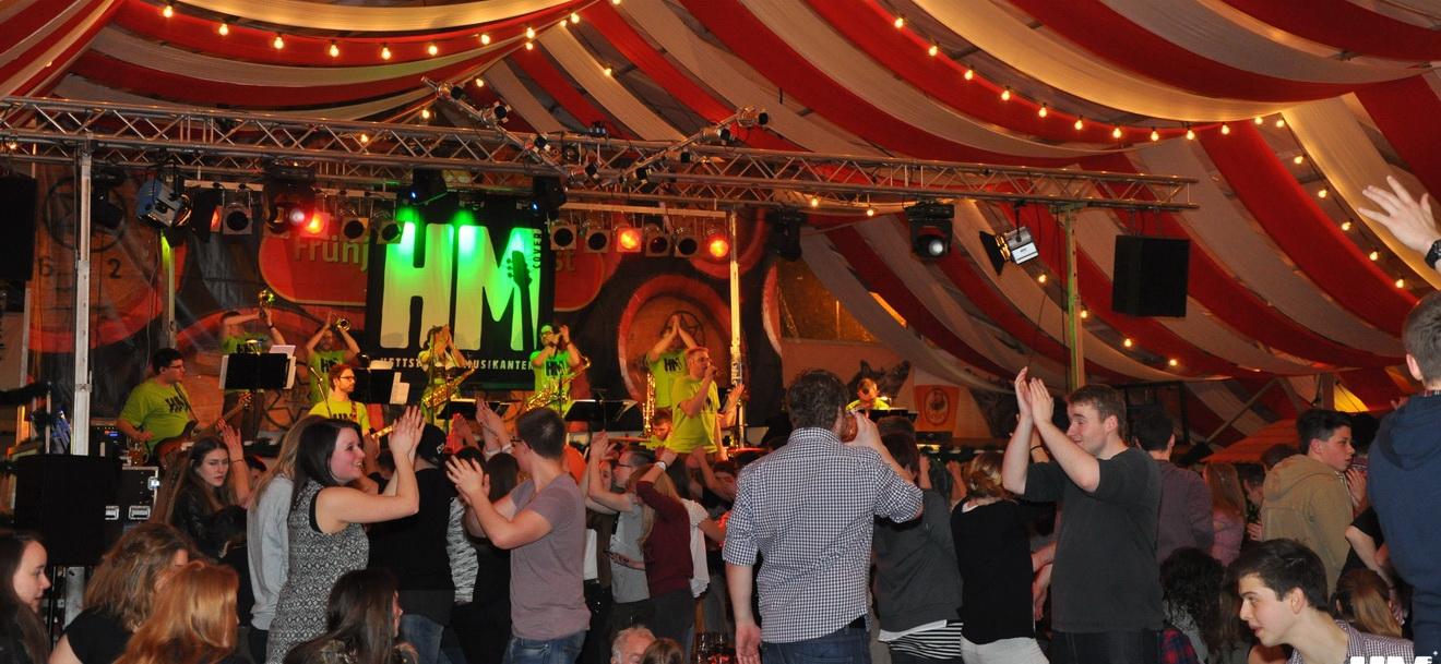 Frühjahrsvolksfest Würzburg 2016