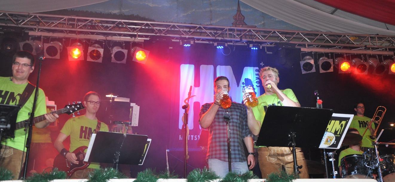 Volksfest Schweinfurt 2016